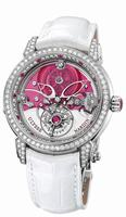 Ulysse Nardin Royal Ruby Tourbillon Mens Wristwatch 799-88