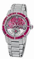 Ulysse Nardin Royal Ruby Tourbillon Mens Wristwatch 799-88BAG-8F