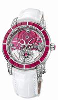 Ulysse Nardin Royal Ruby Tourbillon Mens Wristwatch 799-88BAG