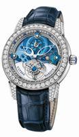 Ulysse Nardin Royal Blue Tourbillon Haute Joaillerie Mens Wristwatch 799-93
