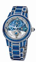 Ulysse Nardin Royal Blue Tourbillon Haute Joaillerie Mens Wristwatch 799-98BAG-8BAG