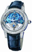 Ulysse Nardin Royal Blue Tourbillon Mens Wristwatch 799-99BAG