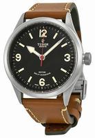 Tudor Heritage Ranger Automatic Mens Wristwatch 79910-BKASBRLS