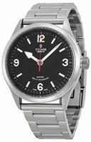 Tudor Heritage Ranger Mens Wristwatch 79910-BKASSS