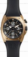 Bell & Ross BR 02-92 Pink Gold Mens Wristwatch BR02-PINKGOLD
