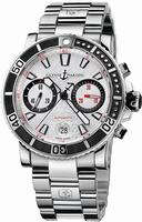 Ulysse Nardin Maxi Marine Diver Chronograph Mens Wristwatch 8003-102-7M.916