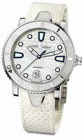 Ulysse Nardin Lady Marine Diver Ladies Wristwatch 8103-101-3/00