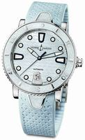 Ulysse Nardin Lady Marine Diver Ladies Wristwatch 8103-101-3/03