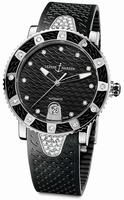 Ulysse Nardin Lady Marine Diver Ladies Wristwatch 8103-101E-3C/12