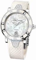 Ulysse Nardin Lady Marine Diver Starry Night Ladies Wristwatch 8103-101E-3C/20