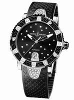 Ulysse Nardin Lady Marine Diver Starry Night Ladies Wristwatch 8103-101E-3C/22