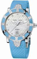 Ulysse Nardin Lady Diver Ladies Wristwatch 8103-101E-3C.10.13