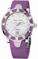Ulysse Nardin Lady Diver Ladies Wristwatch 8103-101E-3C.10.17