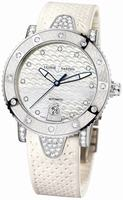 Ulysse Nardin Lady Marine Diver Ladies Wristwatch 8103-101EC-3C/10