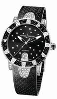 Ulysse Nardin Lady Diver Ladies Wristwatch 8103-101EC-3C/22