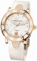 Ulysse Nardin Lady Marine Diver Ladies Wristwatch 8106-101E-3C/10