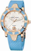 Ulysse Nardin Lady Diver Ladies Wristwatch 8106-101E-3C.10.13