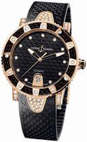 Ulysse Nardin Lady Marine Diver Ladies Wristwatch 8106-101EC-3C/12