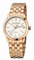 Ulysse Nardin Classico Lady Ladies Wristwatch 8106-116-8/90