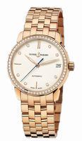 Ulysse Nardin Classico Lady Ladies Wristwatch 8106-116B-8/990