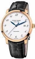 Ulysse Nardin Classico Automatic Mens Wristwatch 8152-111-2-5GF