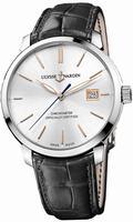 Ulysse Nardin Classico Automatic Mens Wristwatch 8153-111-2-90