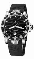 Ulysse Nardin Lady Diver 2014 Ladies Wristwatch 8153-180E-3C/12
