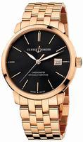 Ulysse Nardin Classico Automatic Mens Wristwatch 8156-111-8-92