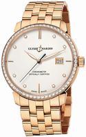 Ulysse Nardin Classico Automatic Mens Wristwatch 8156-111B-8-991