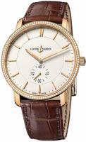 Ulysse Nardin Classico Manual Winding Mens Wristwatch 8206-168B-2-31