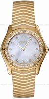 Ebel Classic Mini Ladies Wristwatch 8256F24-9925