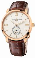 Ulysse Nardin Classico Automatic Mens Wristwatch 8276-119-2-31