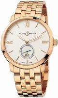 Ulysse Nardin Classico Automatic Mens Wristwatch 8276-119-8-31