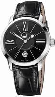 Ulysse Nardin Classico Luna Mens Wristwatch 8293-122-2-42