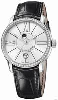 Ulysse Nardin Classico Luna Mens Wristwatch 8293-122B-2-41