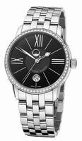 Ulysse Nardin Classico Luna Mens Wristwatch 8293-122B-7/42