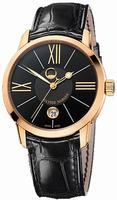 Ulysse Nardin Classico Luna Mens Wristwatch 8296-122-2-42