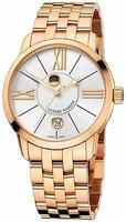 Ulysse Nardin Classico Luna Mens Wristwatch 8296-122-8-41