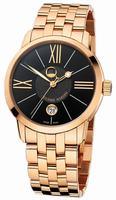 Ulysse Nardin Classico Luna Mens Wristwatch 8296-122-8/42