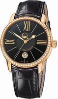 Ulysse Nardin Classico Luna Mens Wristwatch 8296-122B-2-42