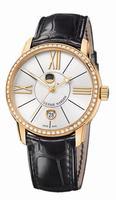 Ulysse Nardin Classico Luna Mens Wristwatch 8296-122B-2/41