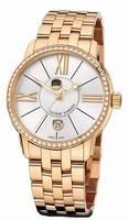 Ulysse Nardin Classico Luna Mens Wristwatch 8296-122B-8/41