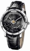Ulysse Nardin Trilogy Set Limited Edition Mens Wristwatch 839-70