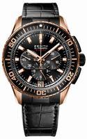 Zenith El Primero Stratos Flyback Mens Wristwatch 86.2060.405-23.C6714