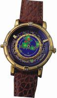 Ulysse Nardin Tellurium J. Kepler Limited Mens Wristwatch 871-99