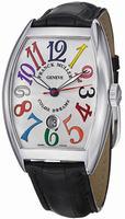 Franck Muller CintrexCurvx Mens Wristwatch 8880SCDTCOLDRMS