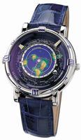 Ulysse Nardin Tellurium J. Kepler Limited Mens Wristwatch 889-99