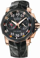 Corum Leap Second 48 Mens Wristwatch 895-931-91-0001-AN32