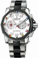 Corum Leap Second 48 Mens Wristwatch 895.931.06-V791-AA92