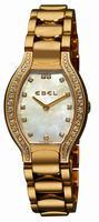 Ebel Beluga Tonneau Lady Ladies Wristwatch 8956P28.991050